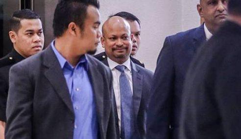 Arul Tak Sabar Mahu Sangkal Tuduhan Kes Laporan Audit 1MDB