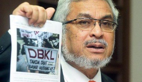 Khalid Yakin Penduduk Kampung Baru Setuju Jual Tanah