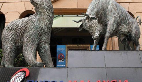 Bursa Malaysia Dibuka Rendah, Susut 9.03 Mata