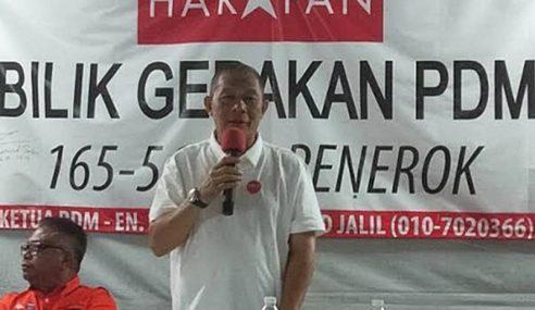 Pekebun Perlu Bersyukur Harga Sawit RM270 Satu Tan – Calon PH