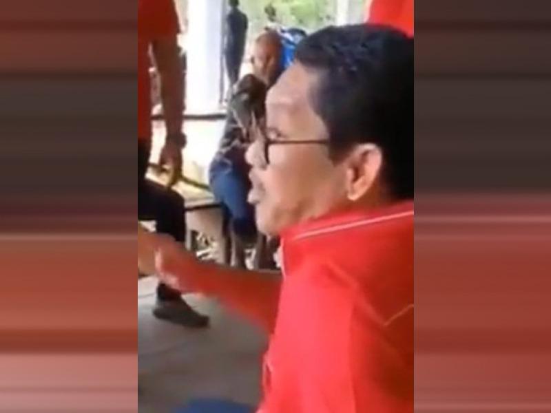 MB Perak Akui Keseorangan 'Lawan' DAP Di Perak