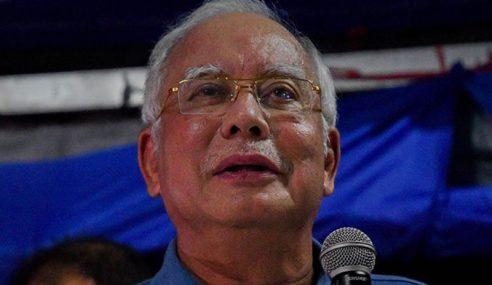 Berita Palsu? Najib Soal Balik Kit Siang, Guan Eng