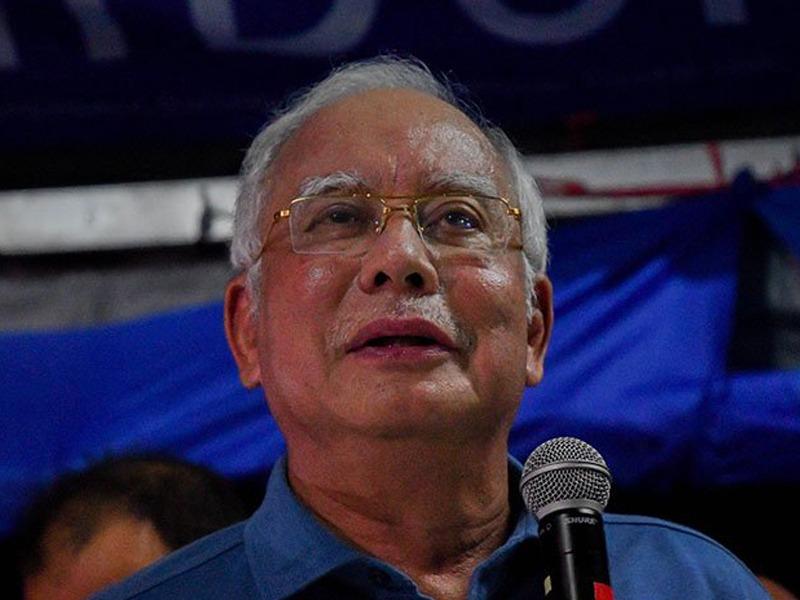 Tiba-Tiba Menteri PH Saman Menteri PH – Najib