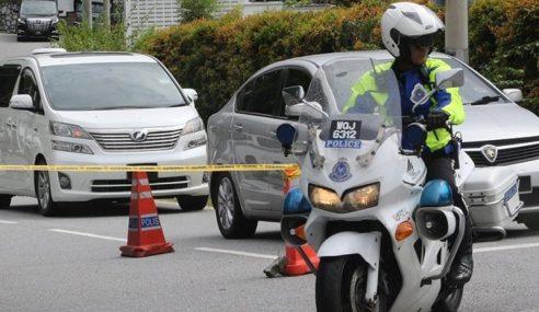 Tiada Lagi Pengiring Trafik Untuk Najib?