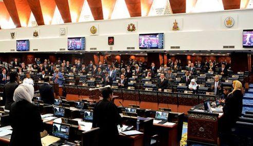 Penundaan Takwim Parlimen Ambil Kira Pembentukan Kabinet