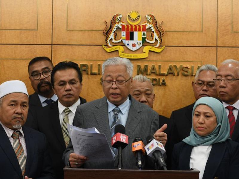 Kempen Rumah Ke Rumah: Pembangkang Bawa Usul Ke Parlimen