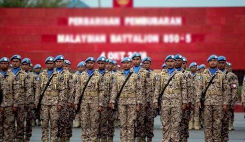 Pasukan Pengaman Malaysia Di Congo Selamat – ATM