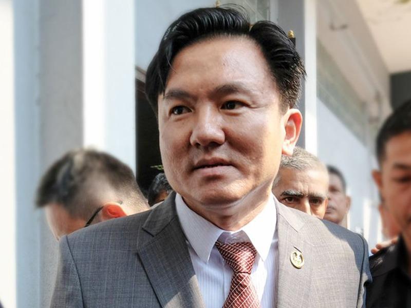 Exco Perak Pertahan Keputusan Kembali Bertugas