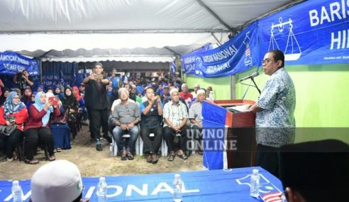 BN Menang PRK, UMNO-PAS Jadi Jurucakap Kaum Melayu