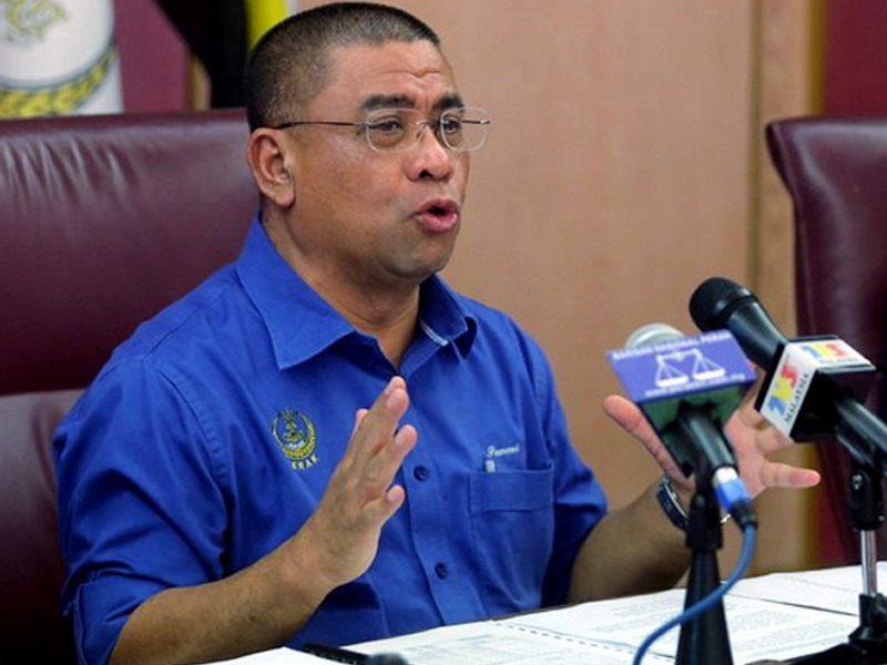BN Perak Enggan Terlibat Gerakan PH 'Guling' MB