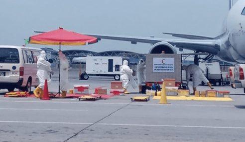 Kebocoran Radioaktif Pos Aviation Sepang, Operasi Dihenti Sementara
