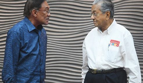Melayu Tak Yakin Anwar Boleh Perjuang Hak Mereka