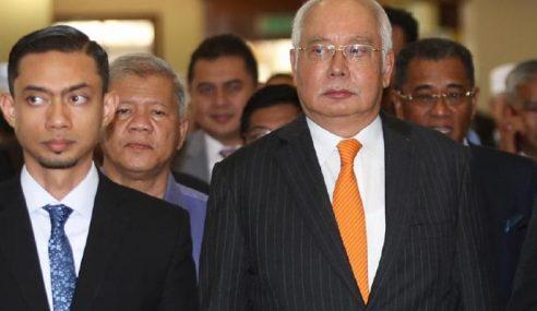 SRC: Najib Diperintah Bela Diri