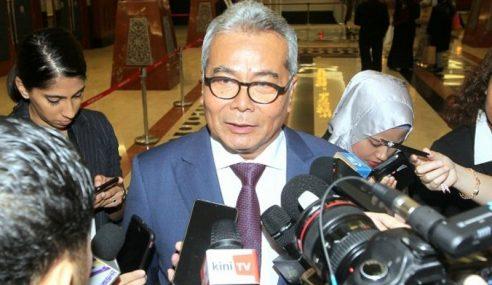 Menteri Pandu Uji Sendiri Kereta Terbang Khamis Ini