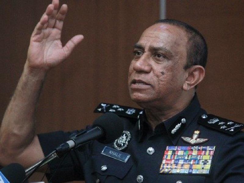 190 Anggota, Pegawai Polis Positif Dadah