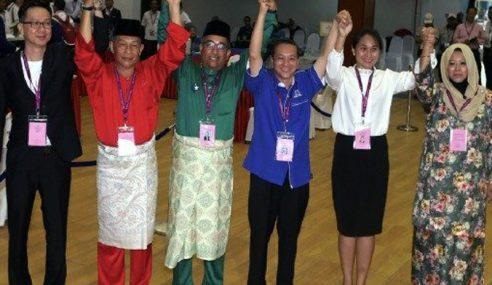 Saingan 6 Penjuru Di PRK Tanjung Piai