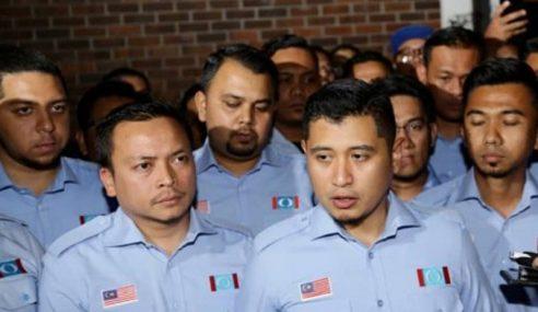 AMK Tegas Pertahan Kepimpinan Mahathir