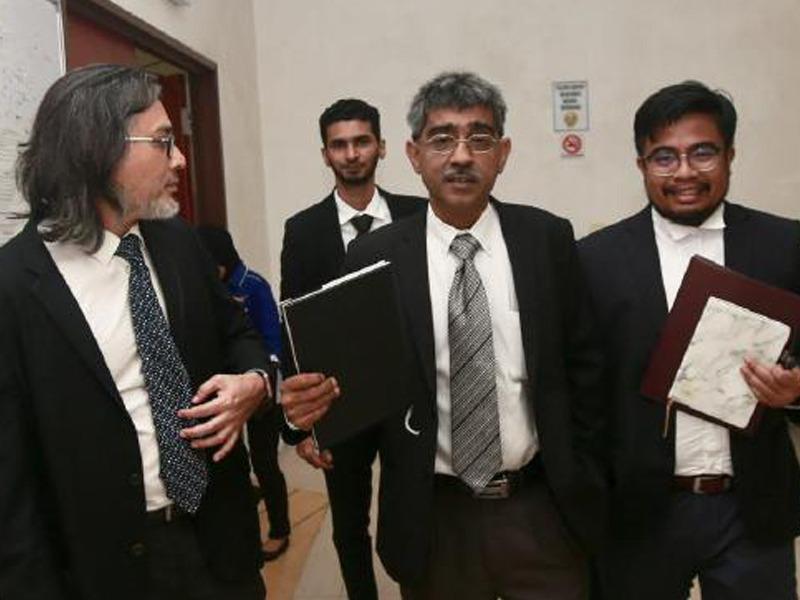 Mahkamah Benarkan Prosiding Komital Peguam Negara Ditangguh
