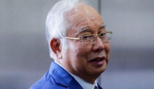 Ketika Kuasa Beralih, Najib Ikrar Terus Lawan Di Mahkamah
