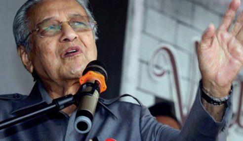 """""""Jangan Keliru, Saya PM Kerajaan PH"""" – Mahathir"""