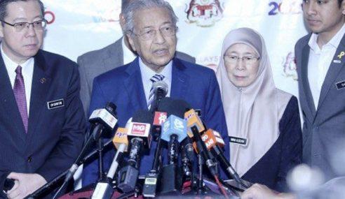 Mahathir Tegur MP Tidak Hadir Sidang Dewan Rakyat