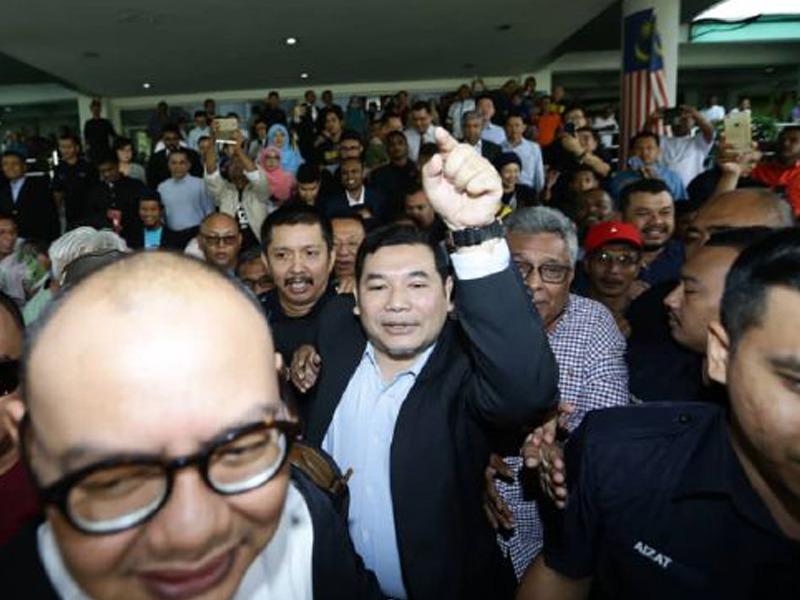 Rafizi Bebas Hukuman BAFIA, Tidak Mahu Aktif Politik