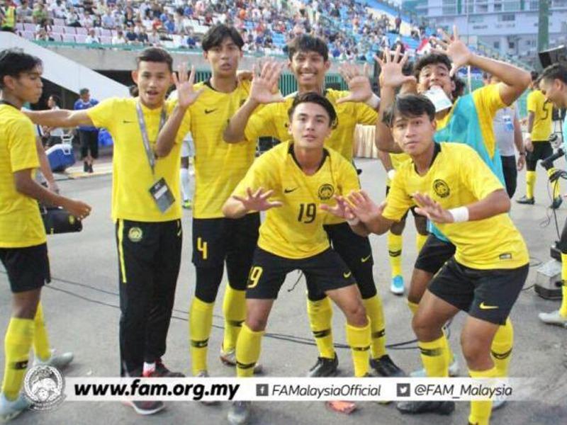 Malaysia Kalahkan Thailand 1-0, Layak Ke Uzbekistan