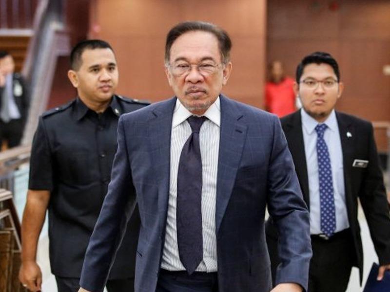 Tuduhan Kerajaan Campur Tangan Kes Najib Perlu Bukti – Anwar
