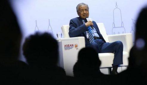 AS Heret Malaysia, ASEAN Dalam Perang Dagangan, Sekatan Iran