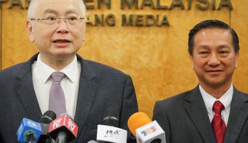 Kemenangan MCA Muafakat Semua Kaum – Wee Ka Siong