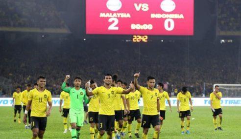 Harimau Malaya Jinakkan Garuda 2-0