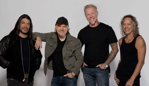 Metallica Derma RM414,000 Untuk Mangsa Kebakaran
