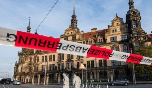 Barang Kemas 1 Bilion Euro Dicuri Dari Muzium