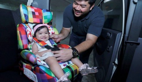 Keluarga Besar Diberi Kelonggaran Tak Pasang CRS