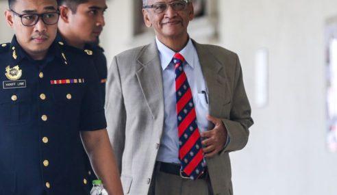 Audit 1MDB Boleh Siap Dalam 5 Bulan Tapi Lewat – Ambrin