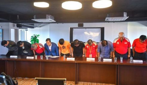 Presiden MABA 'Cuti' Susulan Insiden Jalur Gemilang