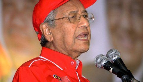 Bagi Cukup 5 Tahun, Banyak 'Penyakit' Boleh Pulih – Mahathir