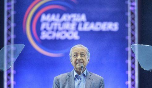 Mahathir Sedia Berdepan Undi Tidak Percaya