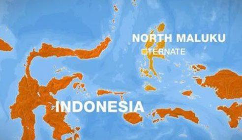 Maluku Indonesia Digoncang Gempa 7.1 Skala Richter