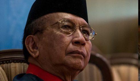 Dong Zong Berani Sebab 'Tongkang Melayu' Dah Pecah – Rais