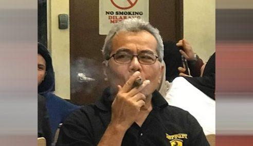 Setiausaha Akhbar Jelaskan Isu Gambar Menteri Merokok