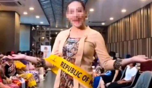 Polis Belum Terima Laporan Tentang Kenyataan 'Republic Of Malaysia'