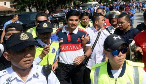 Syed Saddiq Tolong Hormat Mahkamah – Pemuda UMNO
