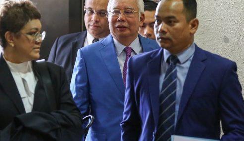 Sultan Mizan Lantik Jho Low Jadi Penasihat TIA – Najib