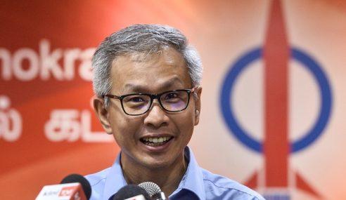 DAP Tak Mampu Rekrut 100 Cybertrooper Baharu – Tony Pua