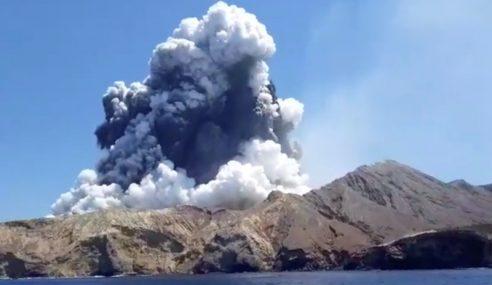 Letusan Gunung Berapi New Zealand Korbankan Warga Malaysia