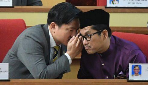 Paul Yong Teruskan Tugas Exco – MB Perak