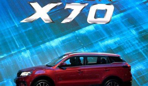 Proton X70 Sebagai Kenderaan Rasmi APEC 2020