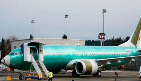 Boeing Akan Gantung Pengeluaran Pesawat 737 Max