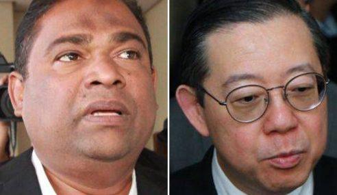 Mahkamah Tangguh Bicara Saman Azeez Terhadap Guan Eng